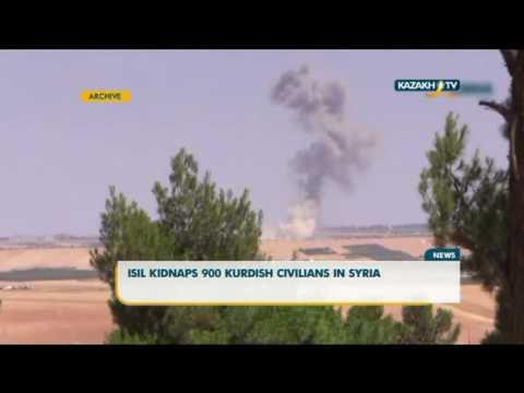 ISIL kidnaps 900 Kurdish civilians in Syria - Kazakh TV