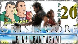 MK404 Plays Crisis Core: Final Fantasy VII PT20 - The Circle(s) of Hell