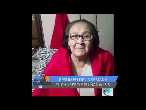 Amparo Velázquez y el regalo más barato a Marly Figueredo.