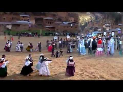 BANDA SHOW TUPAC AMARU  DE HUANCAYO  2011 EN CONGAS ANTACUCHO-TARMA