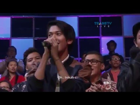 [HD] CJR feat BLINK - Inikah Cinta @ A Night To Remember TransTV (22 Feb 2016)