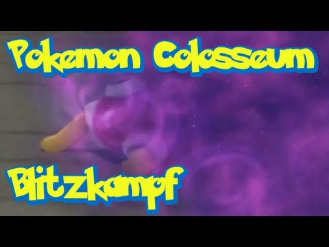Pokemon Colosseum Blitzkampf: Toxin-Tick-Team! [Deutsch/German] [HD]