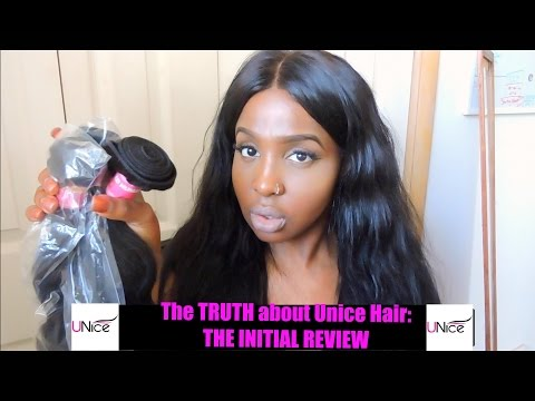 The truth about UNICE HAIR: THE INITIAL REVIEW