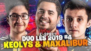 MAXA & KEOLYS - DUO LYON E-SPORT 2019 #4