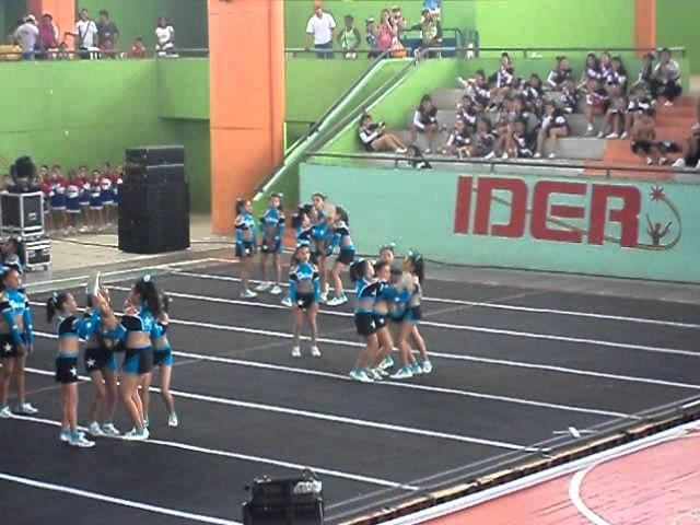 Spirit All Stars Cartagena 2011