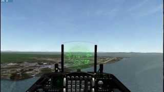 Free Track test - Falcon BMS