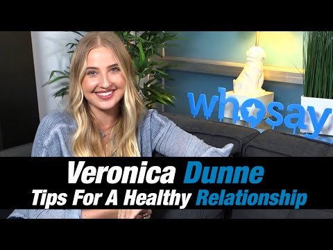 K.C Undercover star, Veronica Dunne's Reveals Her Tips For A Healthy Relationship With Max Ehrich
