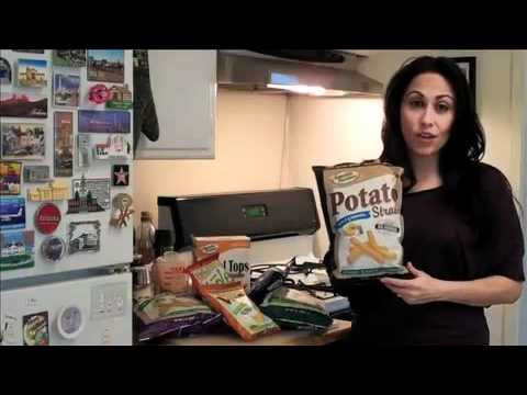 Sensible Portions Healthy, Low Fat, Vegan and Gluten Free Snacks Review