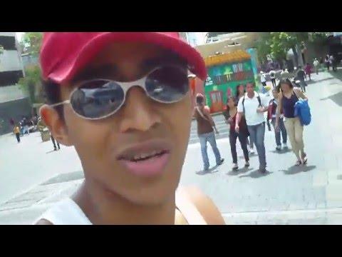 Lindo día de Disturbio en Caracas / Yefelshon Bloggeando #1 | AndresAerf