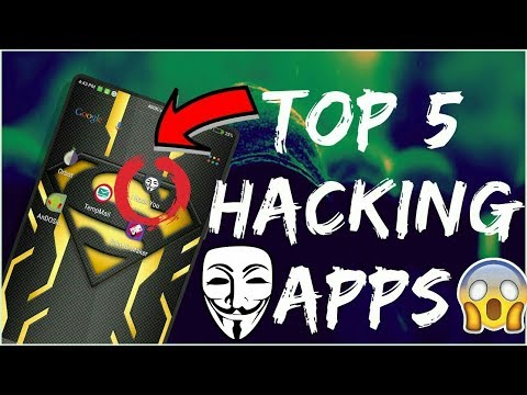 TOP 5 ILLEGAL HACKING APPS FOR ANDROID 2017 NO ROOT