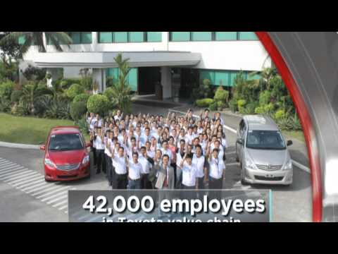 Toyota Motor Philippines Celebrates Silver Jubilee