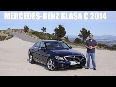 (PL) 2014 Mercedes-Benz Klasa C - pierwsza jazda