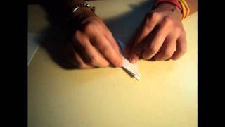 Tutorial Cigno Origami (video Istruttivo)