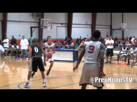 Luke Kennard 2015 Franklin High School at the King James Cincinnati Icebreaker
