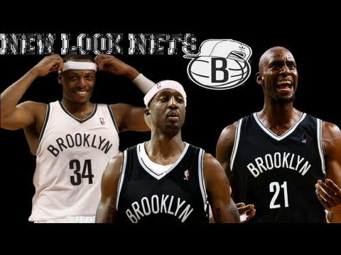 NBA - Paul Pierce, Kevin Garnett, Jason Terry Traded To The Brooklyn Nets! | Blockbuster Trade 2013