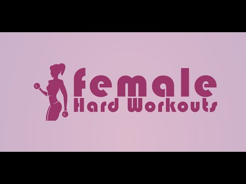 Female Hard Workouts ( home fitness ) APK Cover