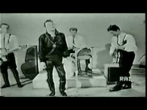 Gene Vincent Blue Jean Bop Sexy Ways RAI 1960