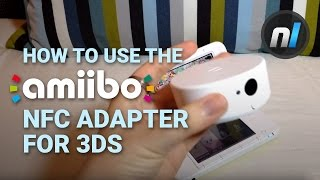 Nintendo 3DS NFC amiibo Reader - is It Easy to Use?