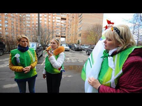 Корреспондент КП вышла в первый рейд с женским патрулем