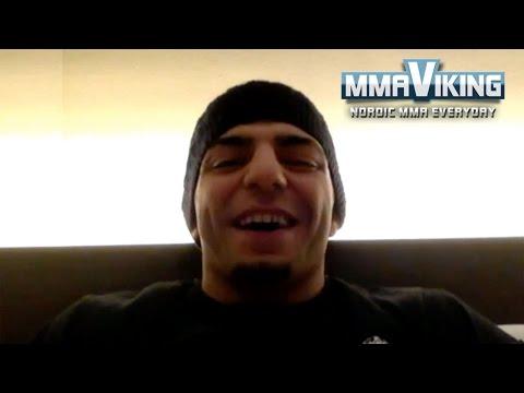Amir Albazi Pre-Fight Video