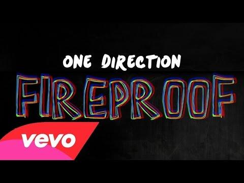 One Direction - Fireproof (Lyric Video)