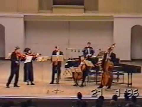 Боккерини, Луиджи - Струнный квинтет op. 11 № 2 до мажор