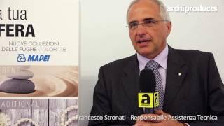 CERSAIE 2016 | Mapei - Francesco Stronati
