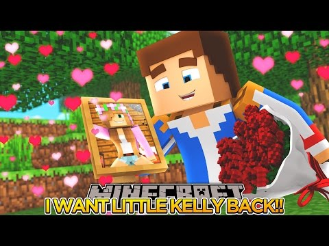 I WANT LITTLE KELLY BACK!!! - Minecraft - Little Donny Adventures.