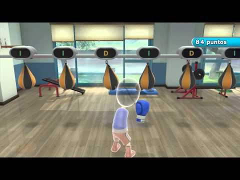 Wii Sports Club - Boxing: Training