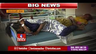 Viral Fever Hits Adilabad Agency Area || Patients Throng to Hospitals | hmtv