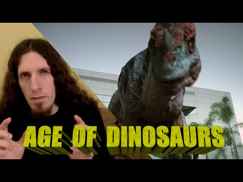 Age of Dinosaurs Review