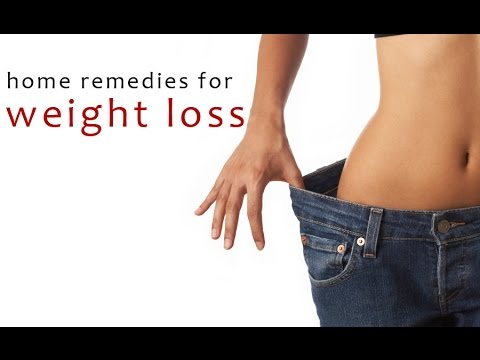 Top  10 Home Remedies for Weight Loss – Lose Your Belly Fat and Overall Weight Naturally