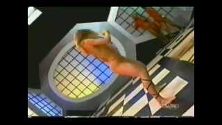 Ellen Bikini Amarelo - Super Tigresa Gostosa