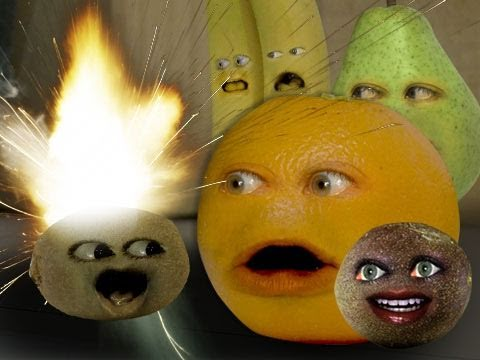 Annoying Orange - The Exploding Orange