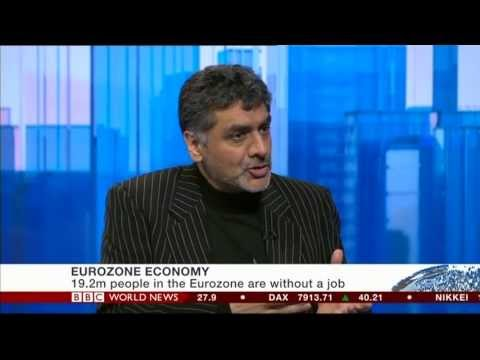 BBC World News - James Caan discusses unemployment and the Start-Up Loans initiative, May 2013