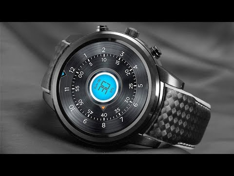 AMAZING SMARTWATCH LEMFO LEM5 Pro Review | STAINLESS STEEL, OLED DISPLAY, BEST SPECS, 3G SMARTWATCH