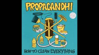 Watch Propagandhi Who Will Help Me Bake This Bread video