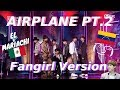 BTS - Airplane Pt.2 [Fangirl ver. // ESPAÑOL]