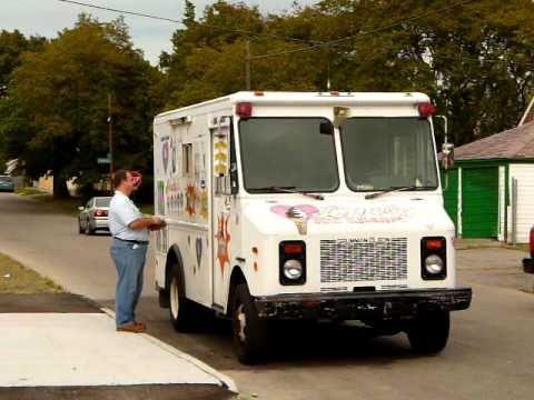 Trucks For Sale Near Me >> HELLO!!! Detroit ice cream truck makes a sale - YouTube