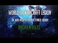 RX 480 4GB World Of Warcraft Legion Ultra High Settings Broken Isles 1080p mp3