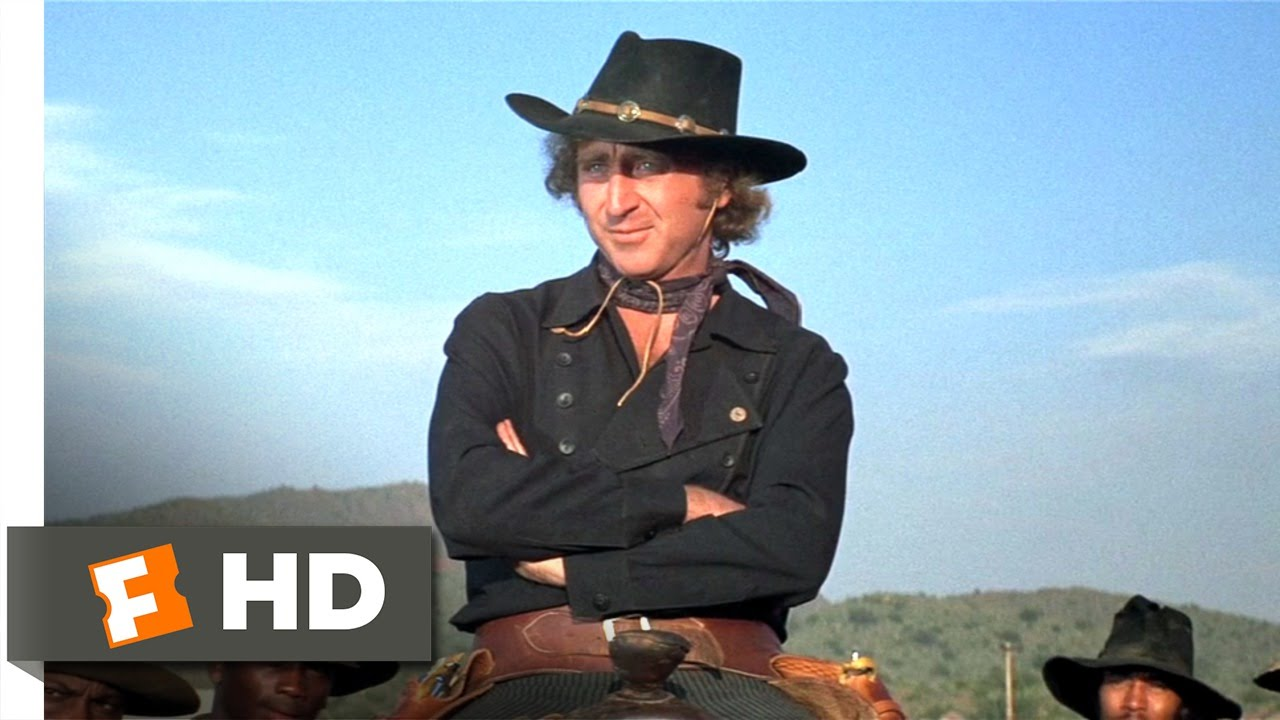 Blazing Saddles (8/10) Movie CLIP - Applause for the Waco