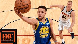 Golden State Warriors vs Denver Nuggets Full Game Highlights | 10.21.2018, NBA Season
