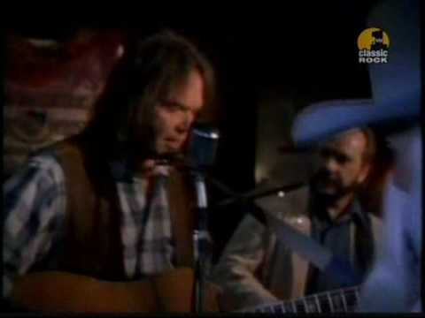 Neil Young -  Harvest Moon   Video