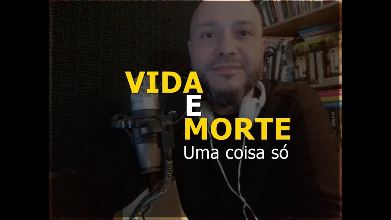 Vida e Morte: Uma coisa só - Flavio Siqueira - radioinverso.com