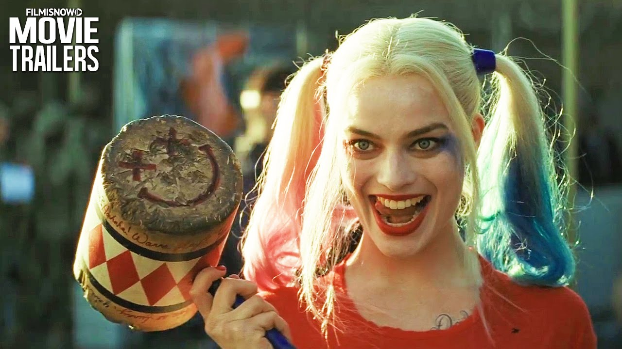SUICIDE SQUAD are on a Blitz in the NEW Trailer [DC Comics Movie] HD