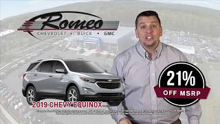 Huge Chevy Discounts | 21% OFF MSRP | Romeo Chevrolet Buick GMC