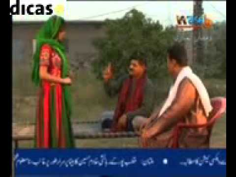 Funny Saraiki Drama Waseeb Tv video