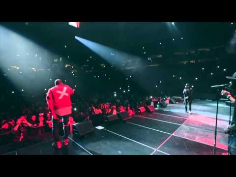 Kid Ink & Chris Brown Perform - Show Me Live
