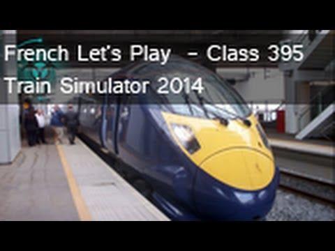 1er let's play sur Train Simulator 2014 (Railwork). Avec quelques explications au niveau de la cabine du conducteur et les différentes signalisations que l'o...