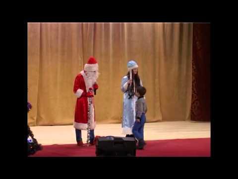 Мальчик послал Деда Мароза!!!